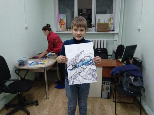 Отчёт о реализации проекта ИТМ «Особое искусство»